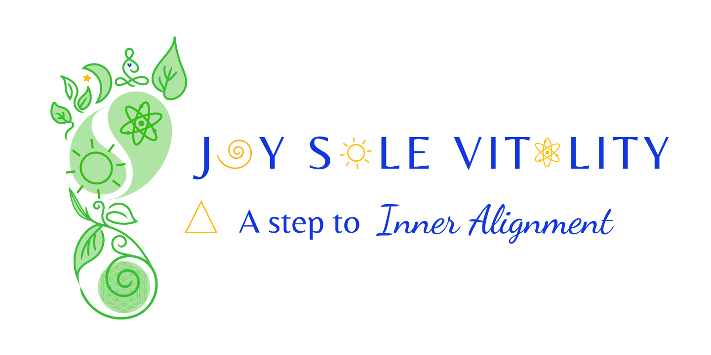 Joy Sole Vitality Logo